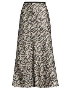 Cotton-blend jersey sweatshirt