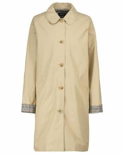 Lou棉质混纺大衣