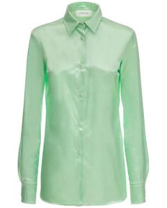 Pirania Duchesse Satin Shirt