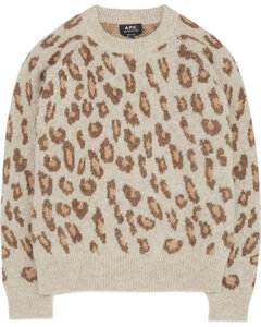 Esther Knit Pullover Sweater - Frosted Chestnut Brown