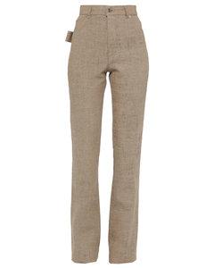 Sequin-embellished tulle midi skirt