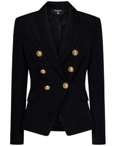 TOS Double Half Trench Coat (Cream)