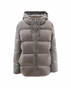 The Cube Padded Down Jacket
