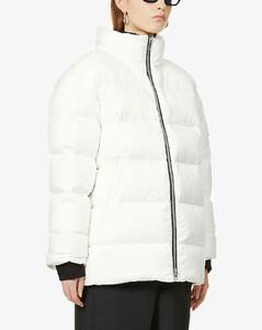 Replin padded woven puffer coat
