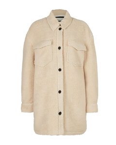 Contrasting-Buttons Sophie Jacket