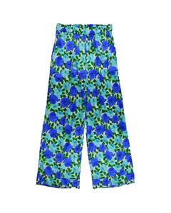 Stella medium faux-shearling coat