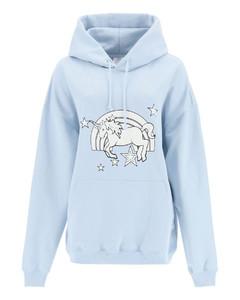 Sweaters Vetements for Women Light Blue