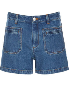 Roma Shorts - Blue