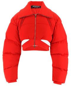 La Doudoune PralùCropped Down Jacket