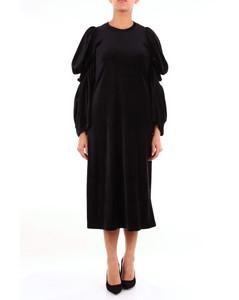 Comme Des Garçons long black dress
