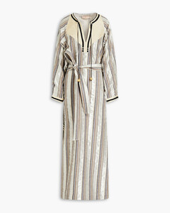 Horsebit Coat in Black