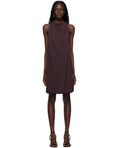 Roxy crepe mini dress