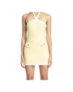 High-rise floral-print linen shorts