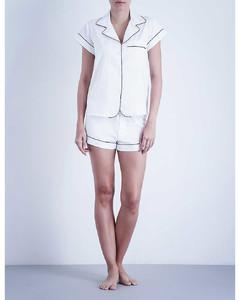 Verbier cotton pyjama shirt