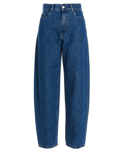 Nylon cropped varsity bomber jacket