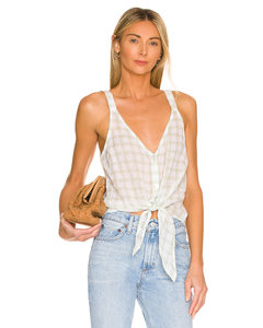 Abbott printed quilted shell jacket