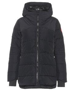 Hybridge®绗缝羽绒大衣