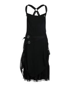 Macro Logo Cotton Dress