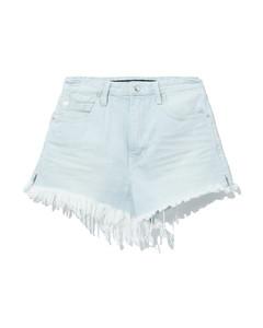 Bite denim shorts