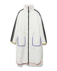 Reversible fleece overcoat