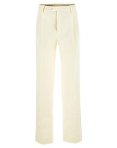Moon Lozenge-intarsia high-neck sweater dress