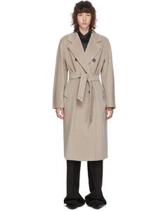 驼色Madame大衣