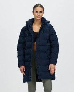 Naro Virgin Wool-Blend Coat