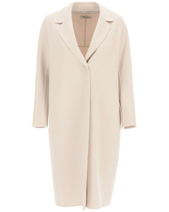 Coats 's Max Mara for Women Stone White