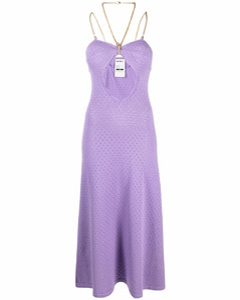Ruffled Lace Detail Dress
