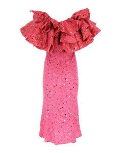 by Birger Christensen Carmen Frill Dress