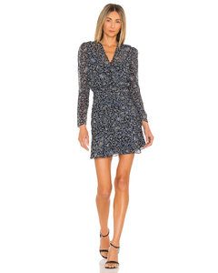 All Over Logo Sweater Dress
