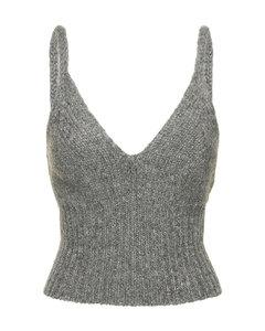 灰色Super 120s羊毛羽绒大衣