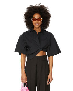 pansy print kimono