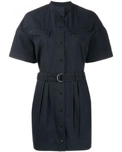 Zolina Cotton Short Dress