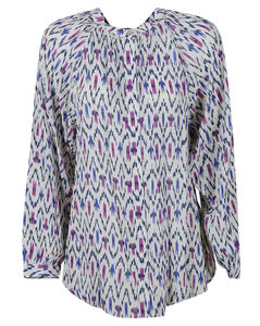 Polyp Robe Red/Blue Twinlook