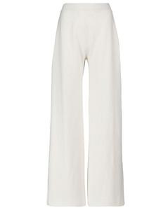 羊绒与棉质运动裤