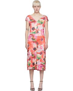 Tie Dye Cotton Dress