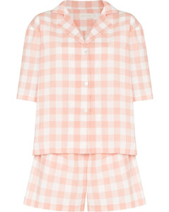Seicar quilted nylon hooded down jacket