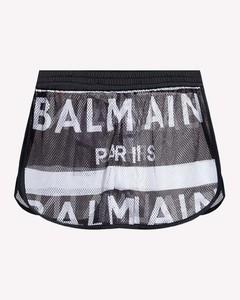 Naswa超大短款羽绒绗缝夹克