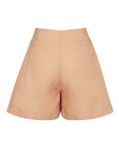 Buttoned coat