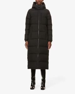 Jocada padded shell-down parka coat
