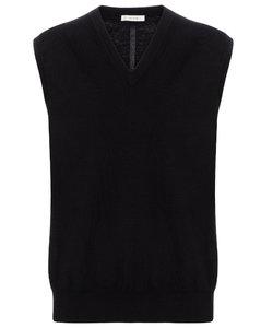 Cremona羊毛针织背心