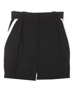 [SET] Navy Velvet Zip Up Top, Track Pants