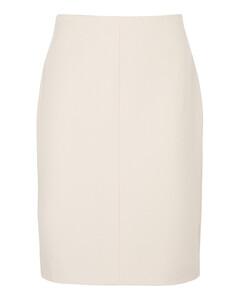 Anibale羊绒中长连衣裙
