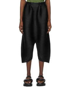 黑色Dive长裤