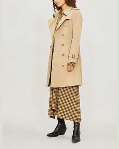 The Chelsea Heritage cotton-gabardine trench coat