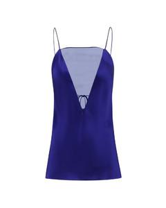 Women's High Waisted Wide Leg Trousers - Black