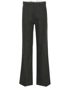 Ferguson high-rise wide-leg pants