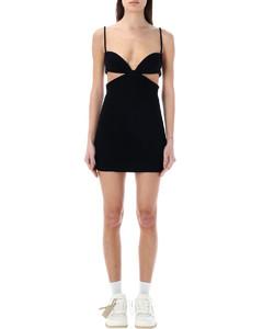 Irma Printed Silk Dress
