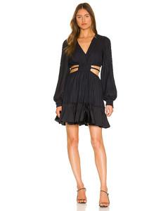 黑色Temporary Room Solid长裤